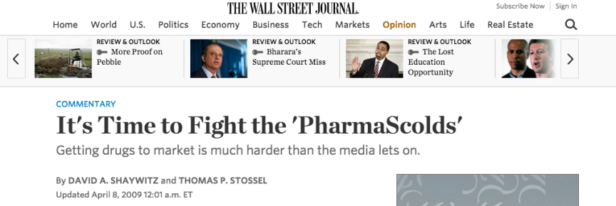 pharmascolds