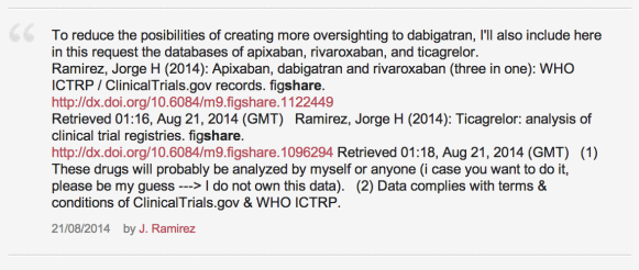 @NEJM @Boehringer RE-LY  #Pradaxa dabigatran   3rd request of retraction #AllTrials (3)