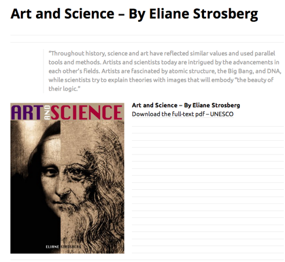 Art and Science – By Eliane Strosberg   Chaotic Pharmacology