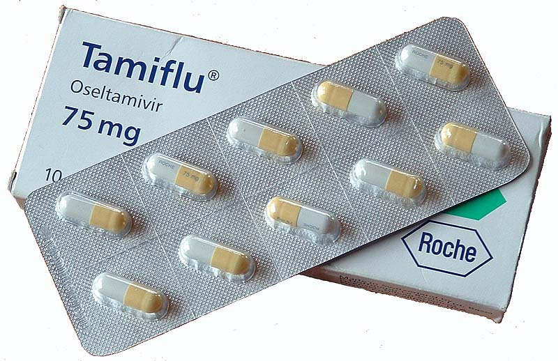 Tamiflu (Oseltamivir): Unpublished ClinicalTrials.gov Records => 51% (23 out of 45)