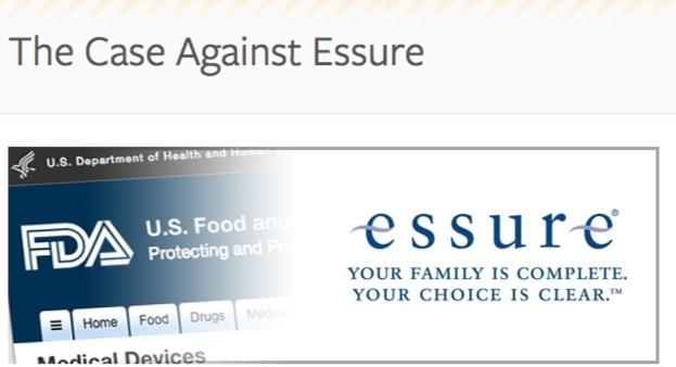 The Case Against Essure