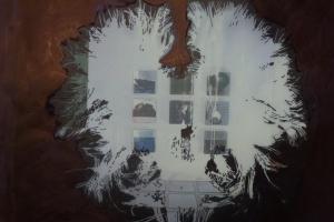Installation seen through brain