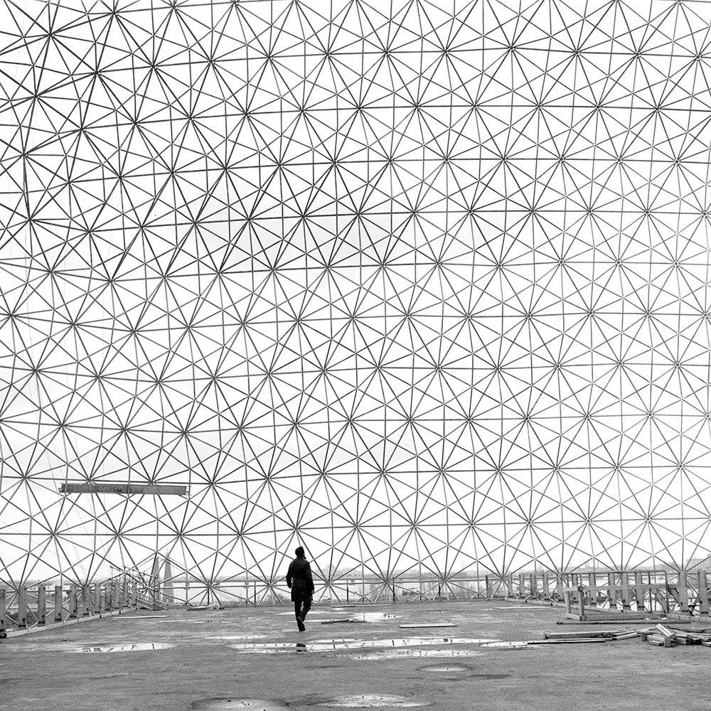 """""""Conceptuality is subjective; realization is objective."""" ―BuckminsterFuller"""