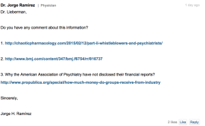 What Does the New York Times Have Against Psychiatry