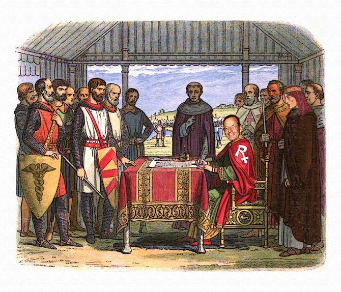 Magna Carta & Magna Pharma — viadavidhealy.org