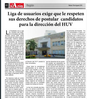 ISSUU Diario La Razón martes 18 de agosto de Ricardo Buitrago Rico