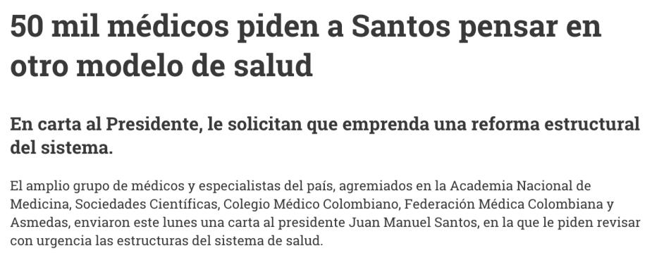 50-mil-mc3a9dicos-piden-a-santos-pensar-en-otro-modelo-de-salud-archivo-archivo-digital-de-noticias-de-colombia-y-el-mundo-desde-1-990-eltiempo-com