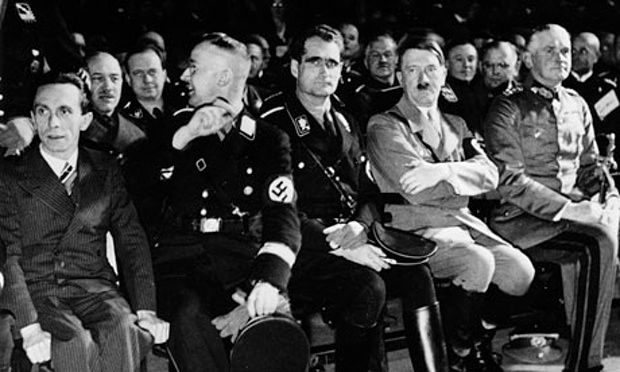 Déjà vu: psychiatry and the Third Reich.