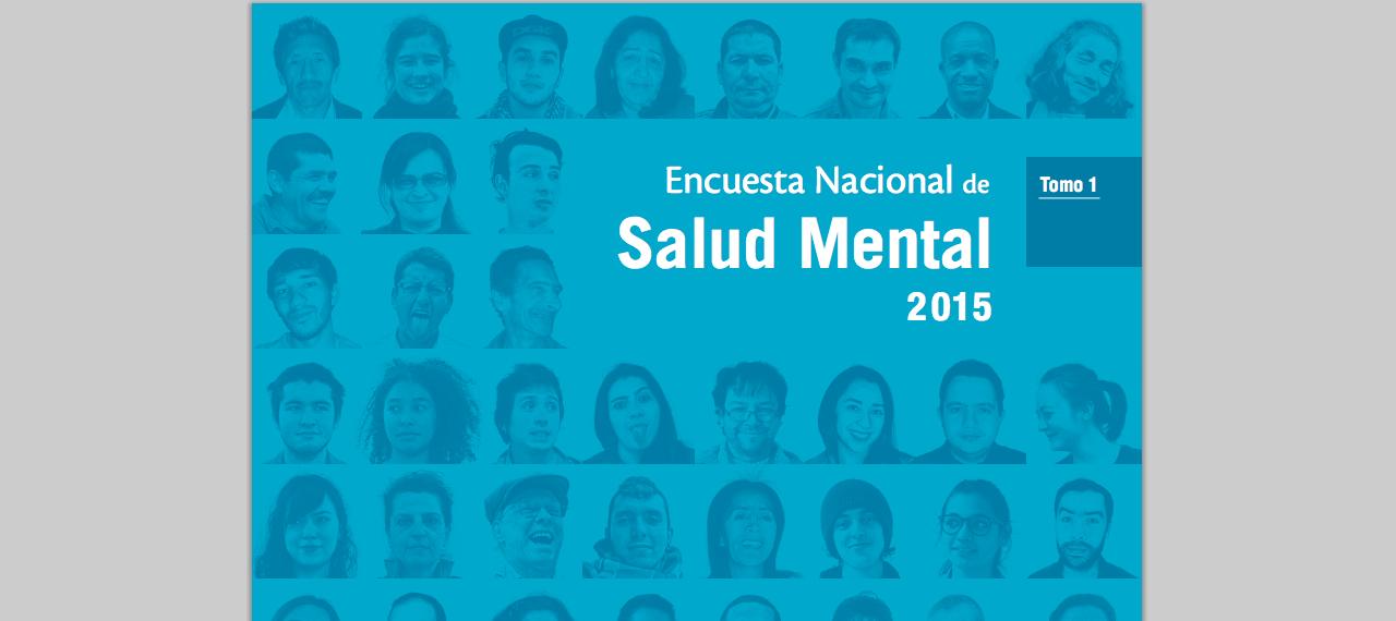 Encuesta Nacional de Salud Mental2015