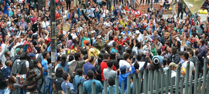 MinSalud y estudiantes de Univalle acuerdan Mesa por el salvamento delHUV