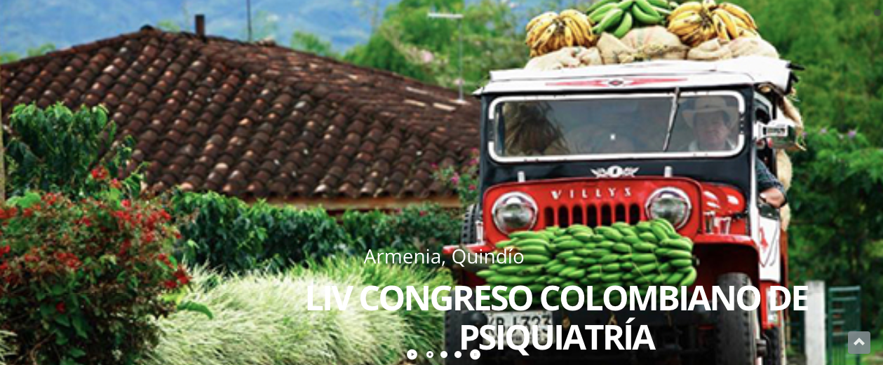 LIV Congreso Colombiano de Psiquiatría 2015 – Armenia, Colombia |@ACPPsiquiatria