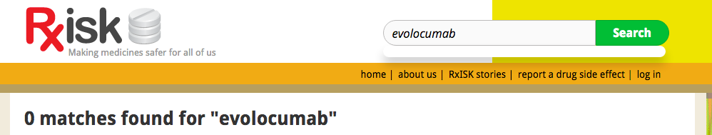 evolocumab