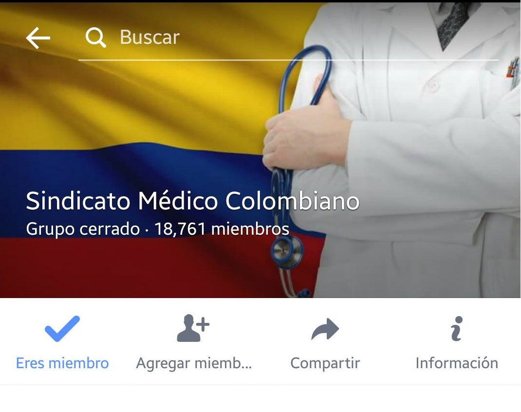 Persecution and intimidation against Colombian physicians who had unionized – via @SindicatoMedCol