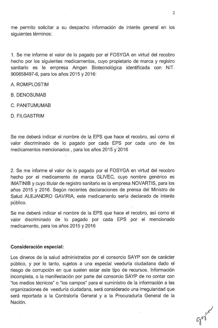 Consorcio SAYP2